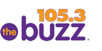 105.3 The Buzz TR logo